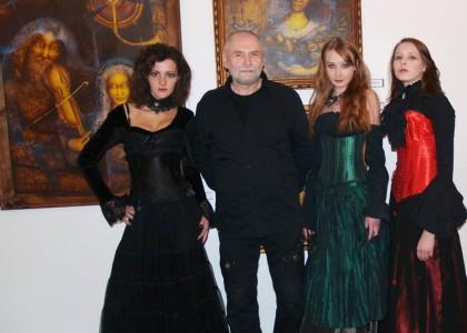 Gotyckie fascynacje Zdenka Vercaka i pokaz stylizacji alternatywnych